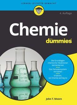 Chemie für Dummies von Moore,  John T.