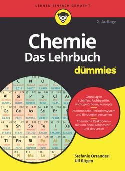 Chemie für Dummies. Das Lehrbuch von Ortanderl,  Stefanie, Ritgen,  Ulf