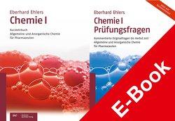 Chemie I – Kurzlehrbuch und Prüfungsfragen von Ehlers,  Eberhard