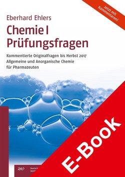 Chemie I Prüfungsfragen von Ehlers,  Eberhard