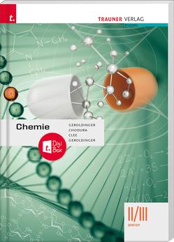 Chemie II/III BAFEP von Chodura,  Dietmar, Clee,  Sarah, Geroldinger,  Helmut Franz, Geroldinger,  Silke