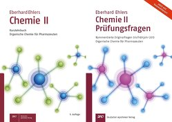 Chemie II – Set Kurzlehrbuch und Prüfungsfragen von Ehlers,  Eberhard