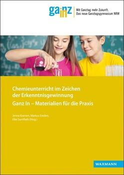 Chemieunterricht im Zeichen der Erkenntnisgewinnung von Emden,  Markus, Koenen,  Jenna, Sumfleth,  Elke