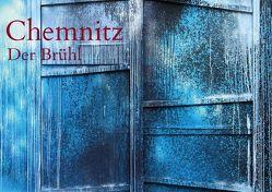 Chemnitz – Der Brühl (Posterbuch DIN A2 quer) von Hultsch,  Heike