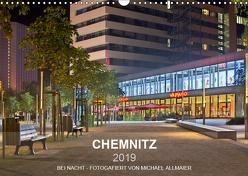 Chemnitz – fotografiert von Michael Allmaier (Wandkalender 2019 DIN A3 quer) von Allmaier,  Michael