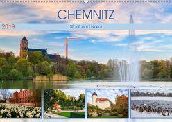 Chemnitz – Stadt und Natur (Wandkalender 2019 DIN A2 quer) von Beyer (Moqui),  Daniela