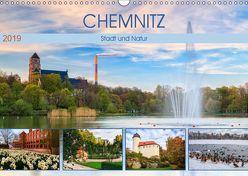 Chemnitz – Stadt und Natur (Wandkalender 2019 DIN A3 quer) von Beyer (Moqui),  Daniela