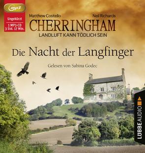 Cherringham – Die Nacht der Langfinger von Costello,  Matthew, Godec,  Sabina, Richards,  Neil, Schilasky,  Sabine