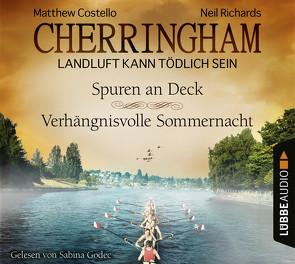 Cherringham – Folge 11 & 12 von Costello,  Matthew, Godec,  Sabina, Richards,  Neil