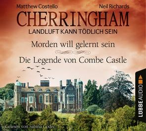 Cherringham – Folge 13 & 14 von Costello,  Matthew, Godec,  Sabina, Richards,  Neil, Schilasky,  Sabine