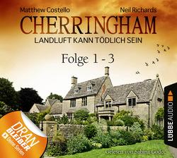 Cherringham – Sammelband 01 von Costello,  Matthew, Godec,  Sabina, Richards,  Neil