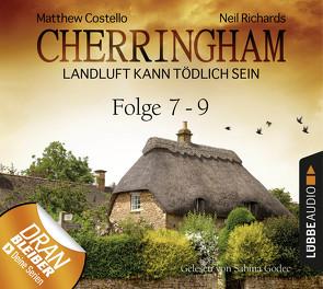 Cherringham – Sammelband 03 von Costello,  Matthew, Godec,  Sabina, Richards,  Neil, Schilasky,  Sabine