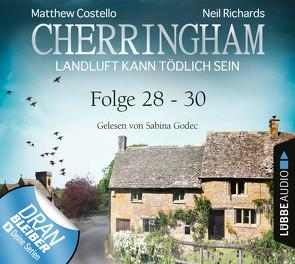Cherringham – Sammelband 10 von Costello,  Matthew, Godec,  Sabina, Richards,  Neil