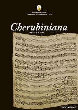 Cherubiniana 6 von Geyer,  Helen, Pauser,  Michael, Piccardi,  Paolo, Waag,  Malte