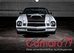 Chevrolet Camaro ´79 (Wandkalender 2019 DIN A3 quer) von von Pigage,  Peter