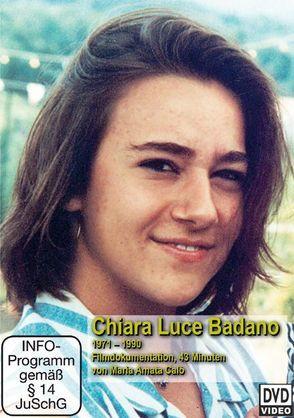 Chiara Luce Badano (1971-1990) von Calò,  Maria A