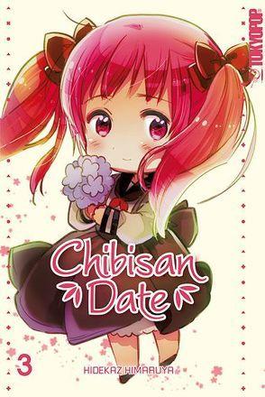 Chibisan Date 03 von Himaruya,  Hidekaz