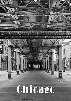 Chicago 2019 (Wandkalender 2019 DIN A2 hoch) von Kolbe (Dex-Foto) Elsterberg,  Detlef