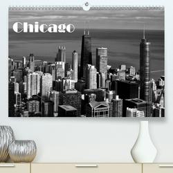 Chicago 2021 (Premium, hochwertiger DIN A2 Wandkalender 2021, Kunstdruck in Hochglanz) von Kolbe (Dex - Foto),  Detlef