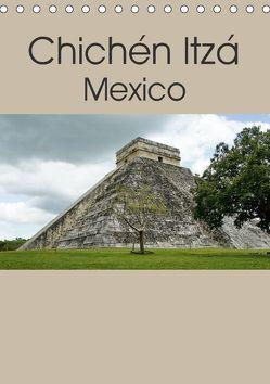 Chichén Itzá – Mexico (Tischkalender 2018 DIN A5 hoch) von M.Polok,  k.A.
