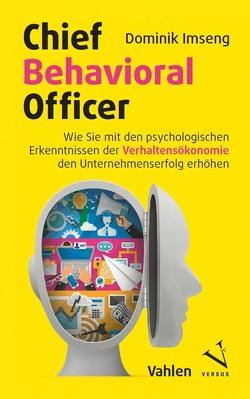 Chief Behavioral Officer von Imseng,  Dominik