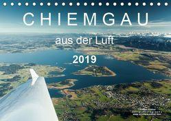 Chiemgau aus der Luft (Tischkalender 2019 DIN A5 quer) von Köstner,  Christian