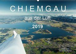 Chiemgau aus der Luft (Wandkalender 2019 DIN A2 quer) von Köstner,  Christian