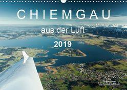 Chiemgau aus der Luft (Wandkalender 2019 DIN A3 quer) von Köstner,  Christian