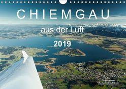 Chiemgau aus der Luft (Wandkalender 2019 DIN A4 quer) von Köstner,  Christian