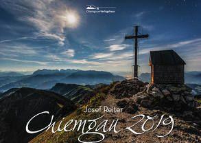 Chiemgau Kalender 2019 von Reiter,  Josef
