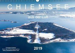 Chiemsee aus der Luft (Wandkalender 2019 DIN A3 quer) von Köstner,  Christian