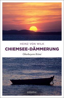 Chiemsee-Dämmerung von von Wilk,  Heinz