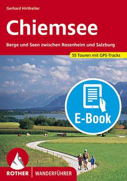 Chiemsee (E-Book) von Hirtlreiter,  Gerhard