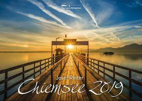 Chiemsee Kalender 2019 von Reiter,  Josef