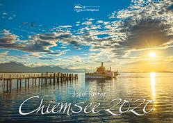 Chiemsee Kalender 2020 von Reiter,  Josef