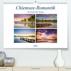 Chiemsee-Romantik (Premium, hochwertiger DIN A2 Wandkalender 2020, Kunstdruck in Hochglanz) von Di Chito,  Ursula