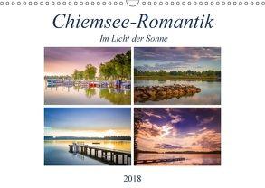 Chiemsee-Romantik (Wandkalender 2018 DIN A3 quer) von Di Chito,  Ursula