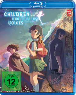 Children who chase lost voices – Blu-ray von Shinkai,  Makoto