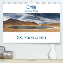 Chile Atacama Wüste – XXL Panoramen (Premium, hochwertiger DIN A2 Wandkalender 2021, Kunstdruck in Hochglanz) von Schonnop,  Juergen