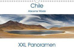Chile Atacama Wüste – XXL Panoramen (Wandkalender 2018 DIN A4 quer) von Schonnop,  Juergen