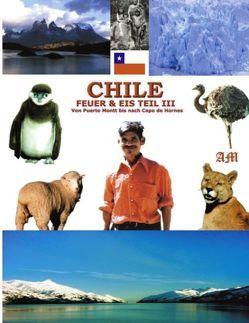 Chile, Feuer und Eis Teil 3 von Maier,  Alois