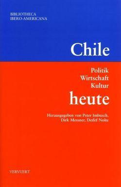 Chile heute von Imbusch,  Peter, Messner,  Dirk, Nolte,  Detlef