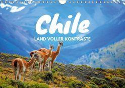 Chile – Land voller Kontraste (Wandkalender 2019 DIN A4 quer) von Tischer,  Daniel