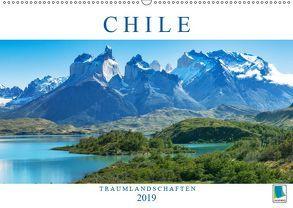 Chile: Traumlandschaften (Wandkalender 2019 DIN A2 quer) von CALVENDO,  k.A.
