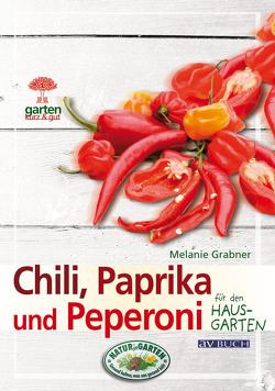 Chili, Paprika und Peperoni von Grabner,  Melanie