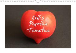 Chilis Paprika Tomaten (Wandkalender 2019 DIN A4 quer) von Bildarchiv,  Geotop
