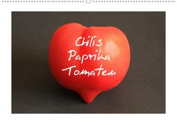 Chilis Paprika Tomaten (Wandkalender 2020 DIN A2 quer) von Bildarchiv,  Geotop