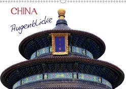 China Augenblicke (Wandkalender 2018 DIN A3 quer) von Joecks,  Armin
