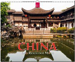 China – Das Reich der Mitte von Mohr,  Christoph
