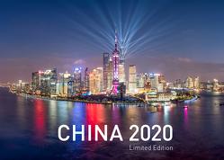 China Exklusivkalender 2020 (Limited Edition) von Becke,  Jan